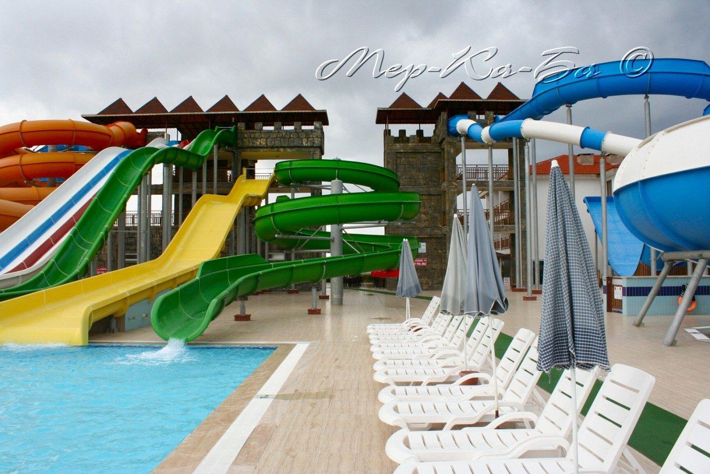 бассейн отеля Eftalia Aqua