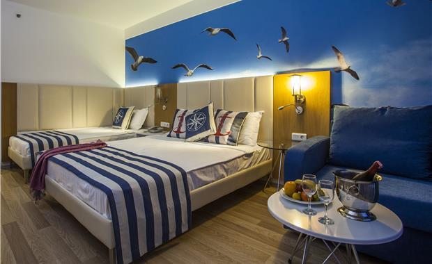 номер отеля Eftalia Marin Hotel