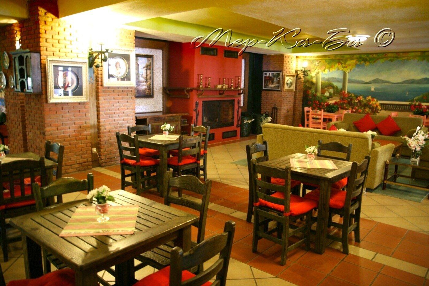 ресторан отеля Grand Yazici Club Turban