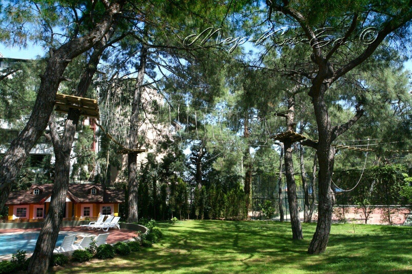 территория отеля Grand Yazici Club Turban