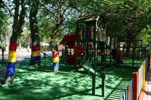 детская площадка  отеля Euphoria Tekirova