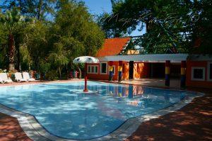 бассейн отеля Euphoria Tekirova