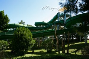 аквапарк отеля Euphoria Tekirova