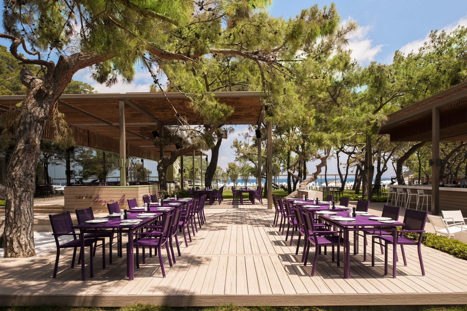 ресторан отеля Maxx Royal Kemer Resort