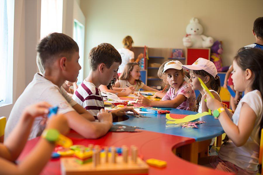 детский клуб отеля Rixos Premium Tekirova