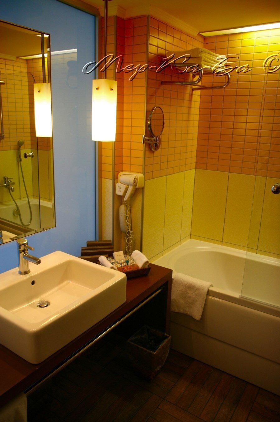 номер отеля Rixos Sungate Hotel