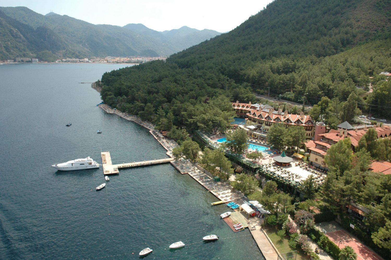 Hotel Marmaris Park (Turkey, Marmaris): photos and reviews of tourists 100