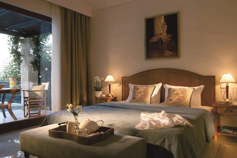 номер отеля Aegean Melathron Thalasso Spa Hotel