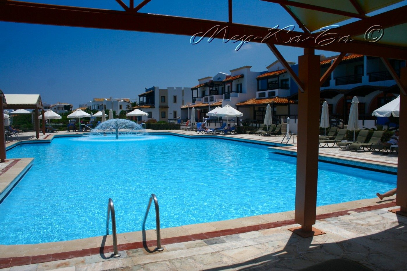 бассейн отеля Aldemar Knossos Royal