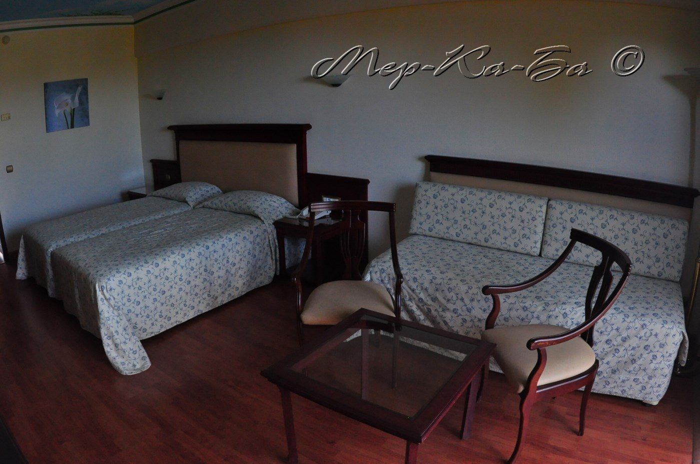 номер отеля Atrium Palace Thalassa SPA Resort & Villas