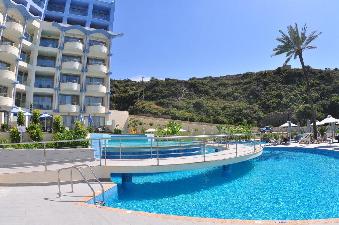 бассейн отеля Atrium Platinum Luxury Resort Hotel & Spa