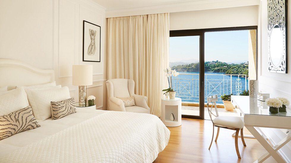 номер отеля Grecotel Corfu Imperial
