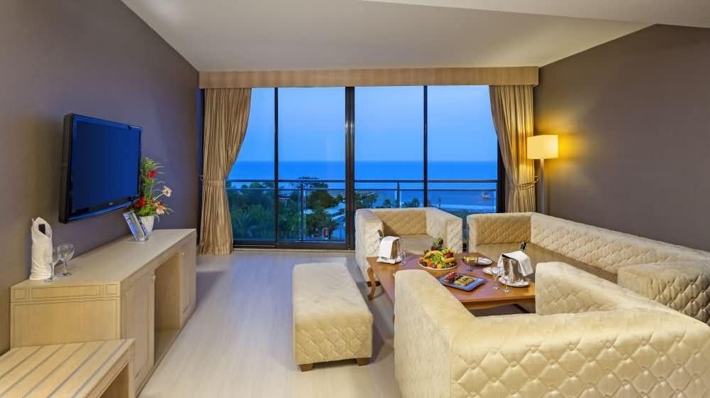 номер отеля Avantgarde Hotel & Resort