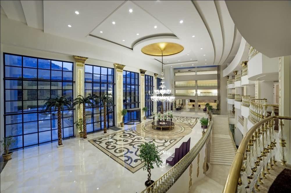 корпус отеля Avantgarde Hotel & Resort