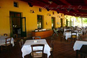 ресторан отеля Candia Park Village