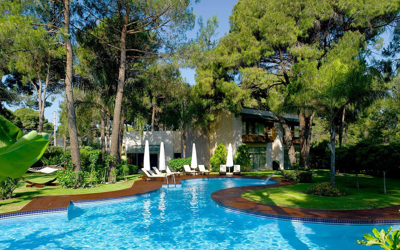 бассейн отеля Gloria Verde Resort