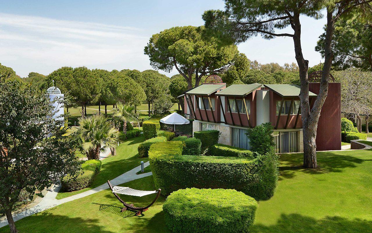 корпус отеля Gloria Verde Resort
