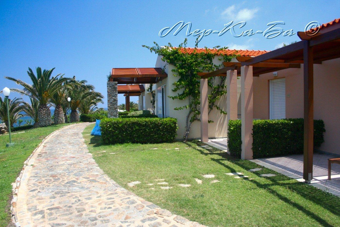 корпус отеля Iberostar Creta Panorama & Mare