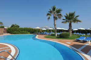 бассейн отеля Lyttos Beach Watersplash & SPA