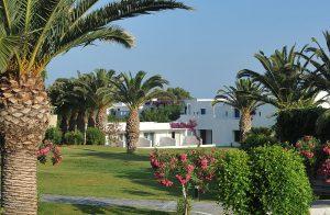 территория отеля Lyttos Beach Watersplash & SPA