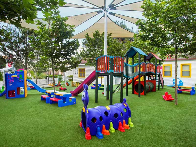 детская площадка отеля Paloma Renaissance Antalya Beach Resorts & Spa