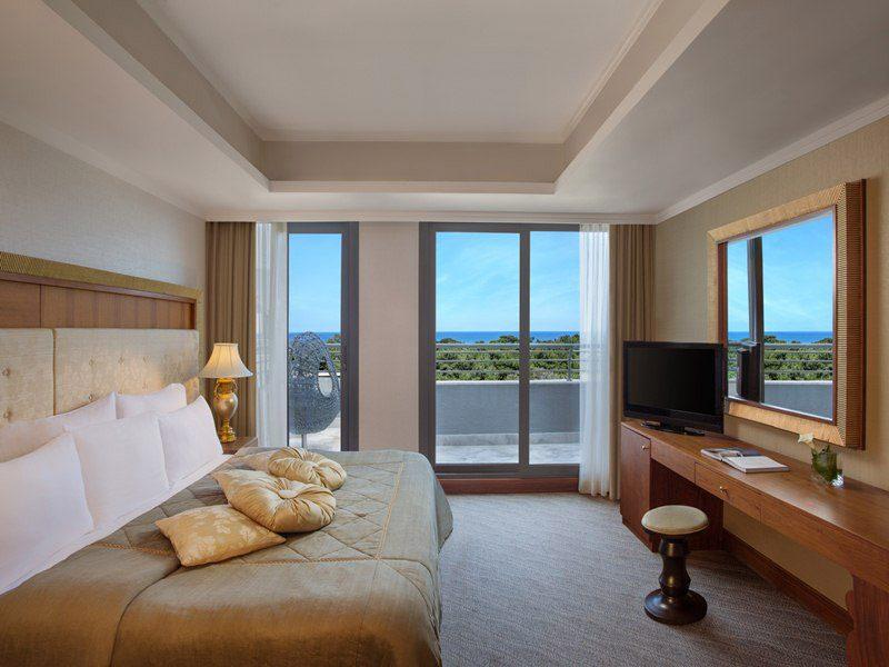 номер отеля Paloma Renaissance Antalya Beach Resorts & Spa
