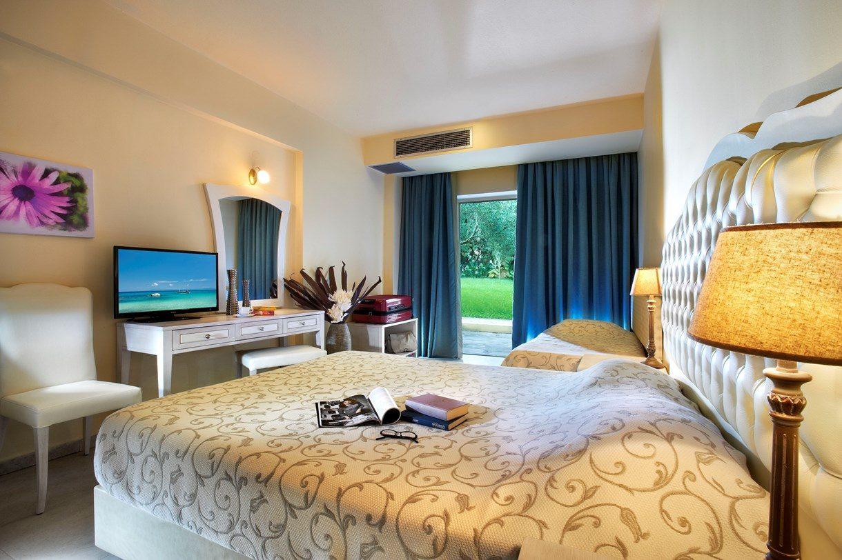 номер отеля Portes Beach