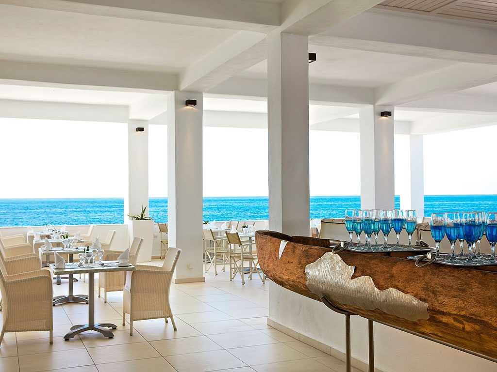 ресторан отеля The White Palace Grecotel Luxury Resort