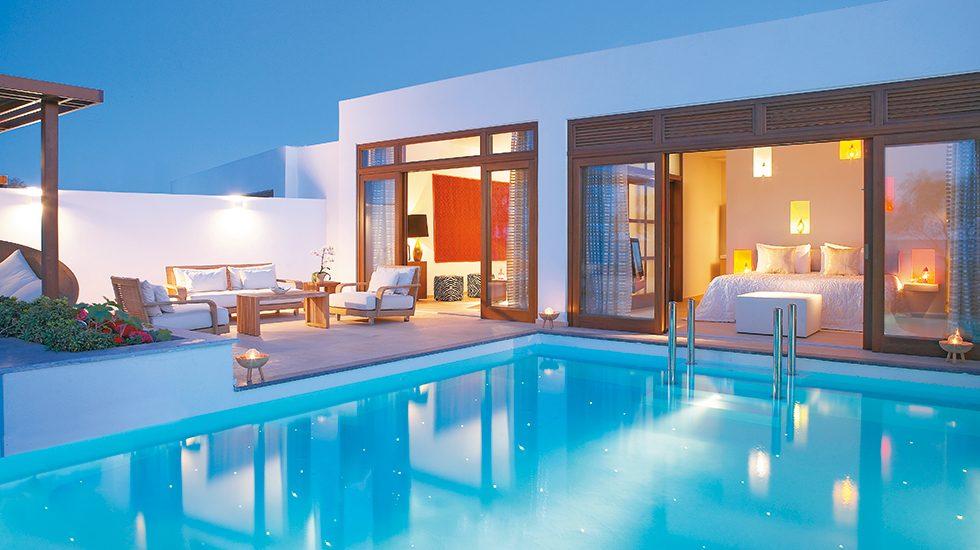 бассейн отеля Grecotel Amirandes