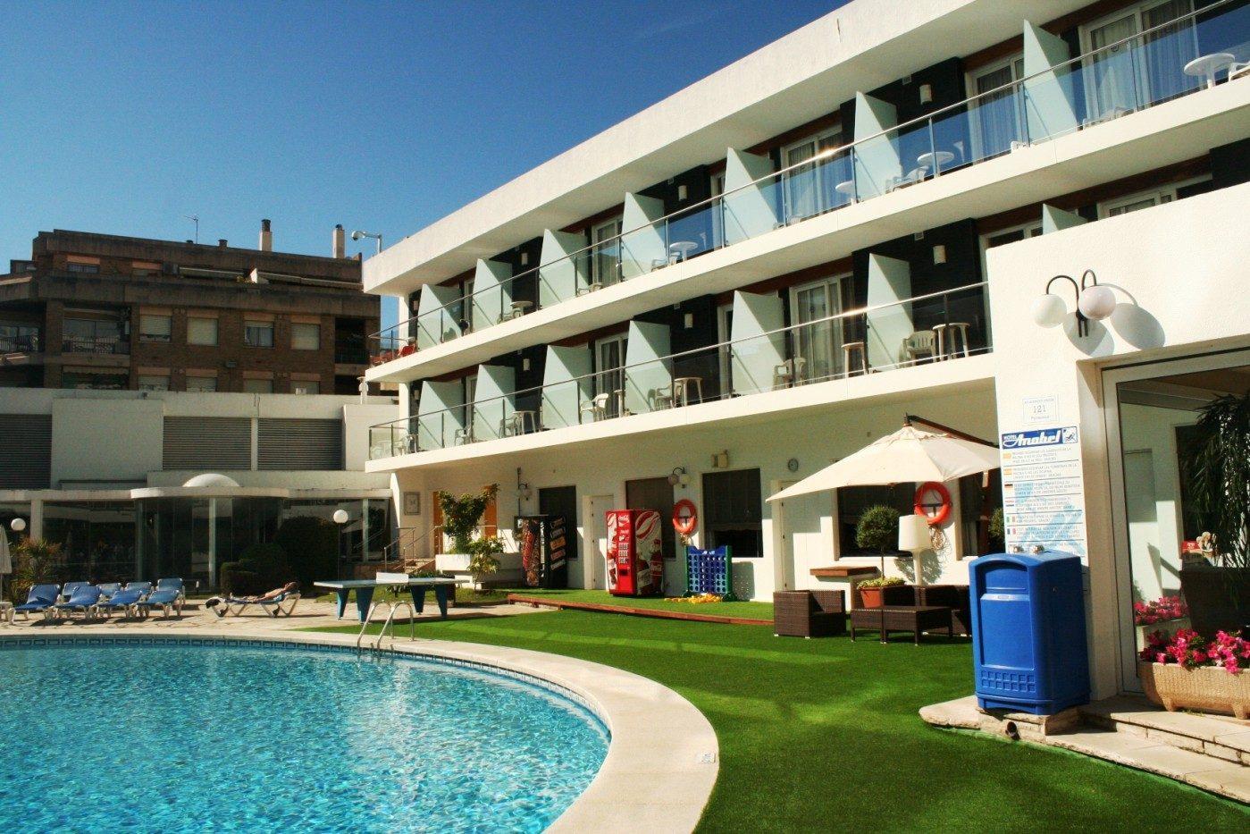 корпус отеля Anabel