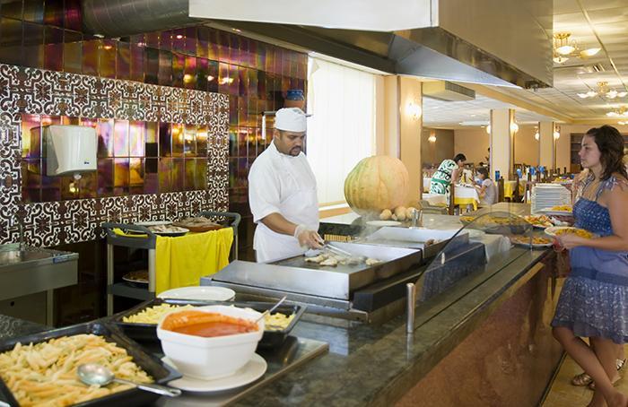 ресторан отеля Best Cap Salou