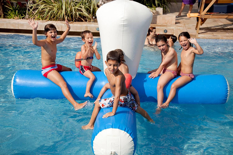 бассейн отеля Blaumar Salou