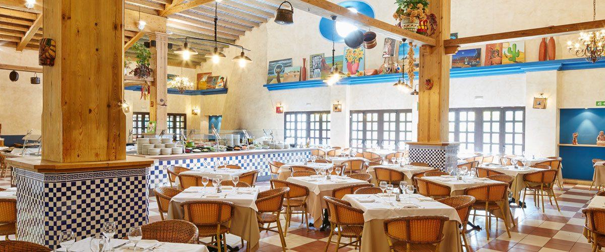 ресторан отеля El Paso