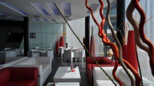 ресторан отеля Four Elements Suites
