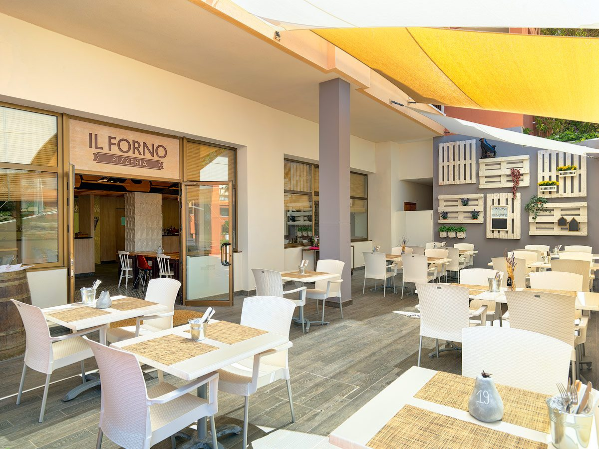 ресторан отеля H10 Mediterranen Village