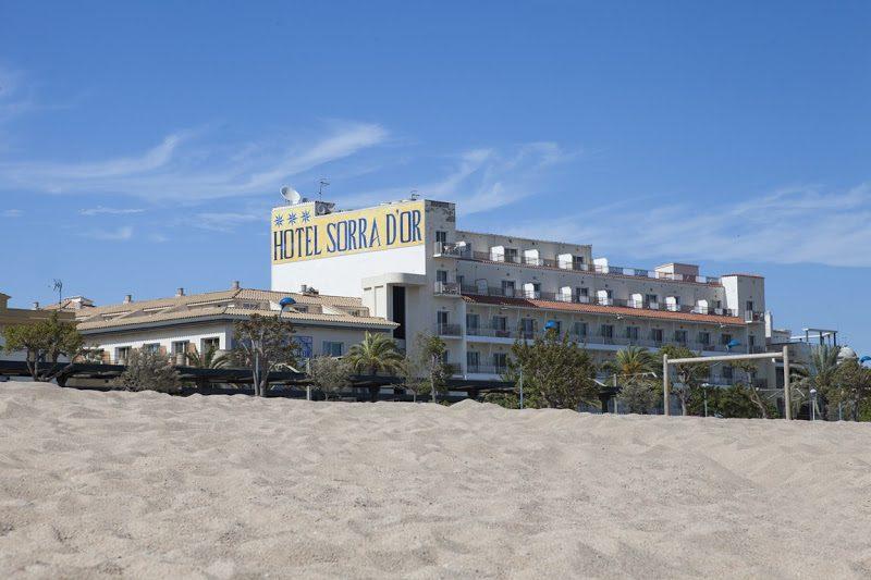 корпус отеля Ibersol Sorra D'or Hotel