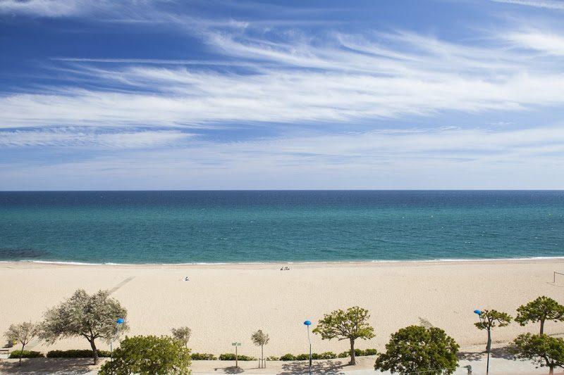 пляж отеля Ibersol Sorra D'or Hotel