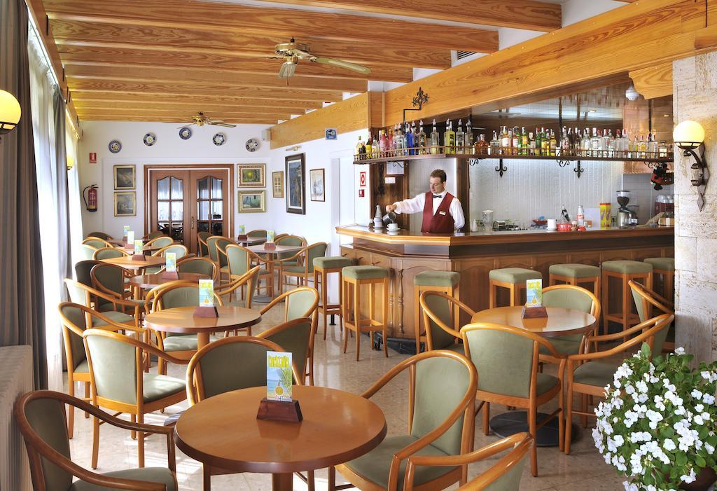 ресторан отеля Neptuno
