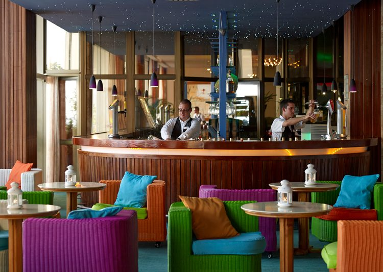 бар отеля Atlantica Club Sungarden Beach