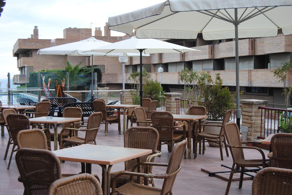 ресторан отеля Albatros Aparthotel