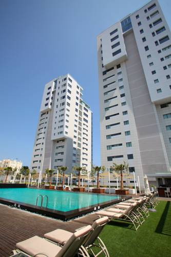 корпус отеля Olympic Residence Deluxe Appartaments