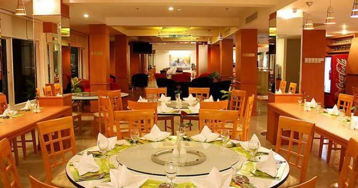 ресторан отеля Baron Beach