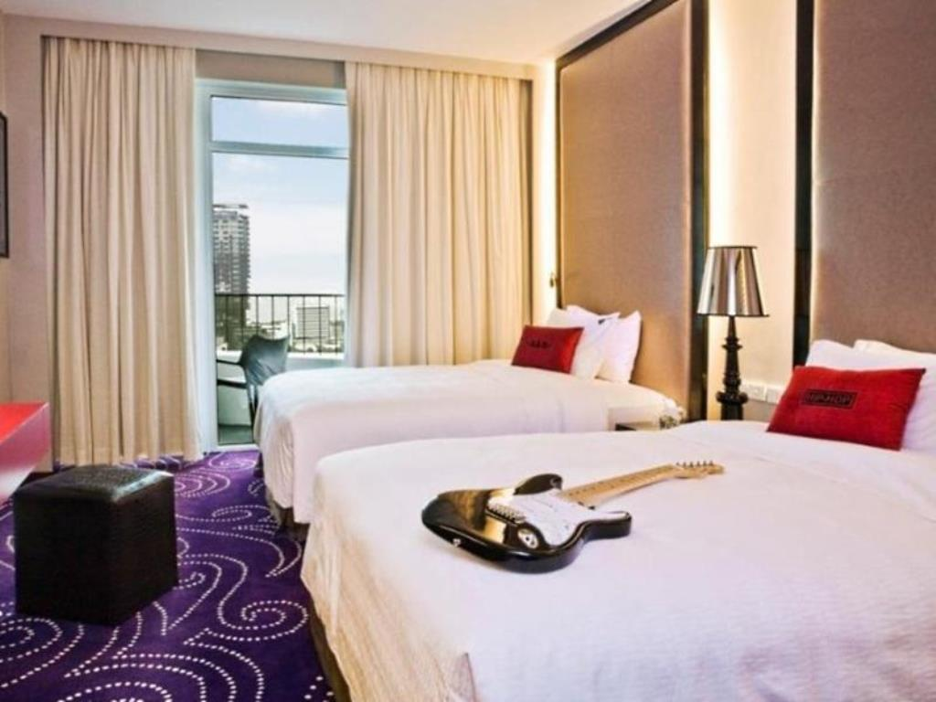 номер отеля Hard Rock Hotel Pattaya