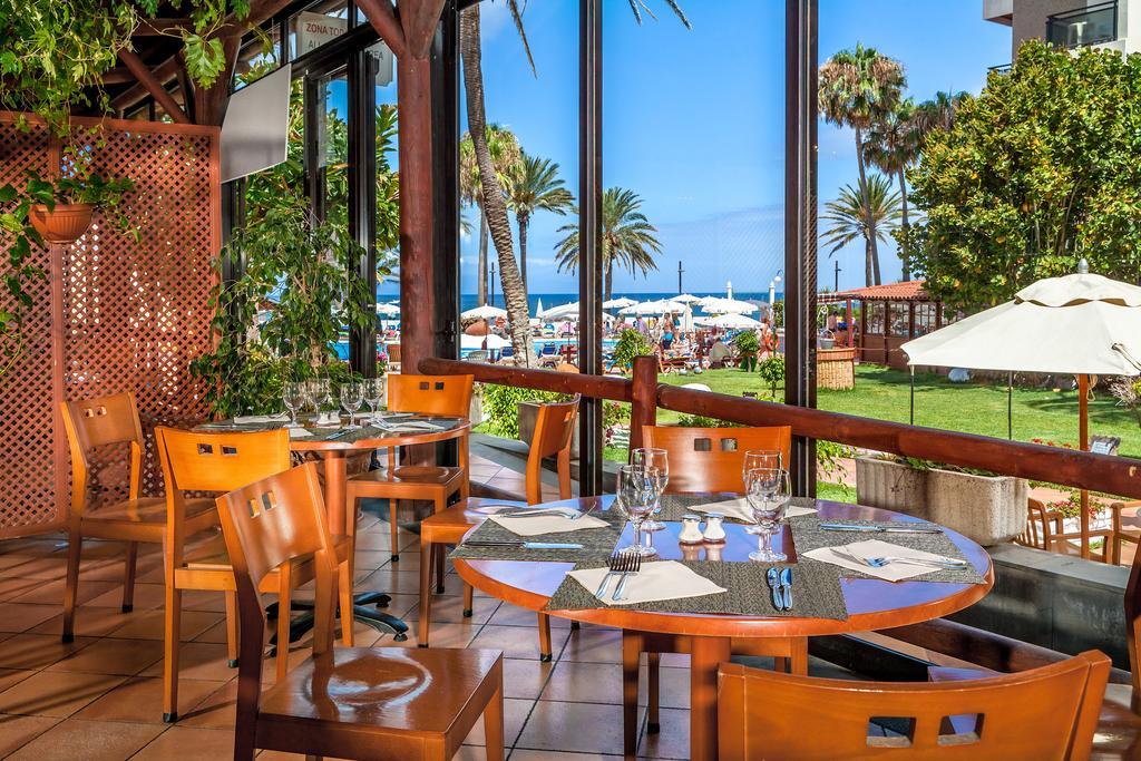 ресторан отеля Sol Tenerife