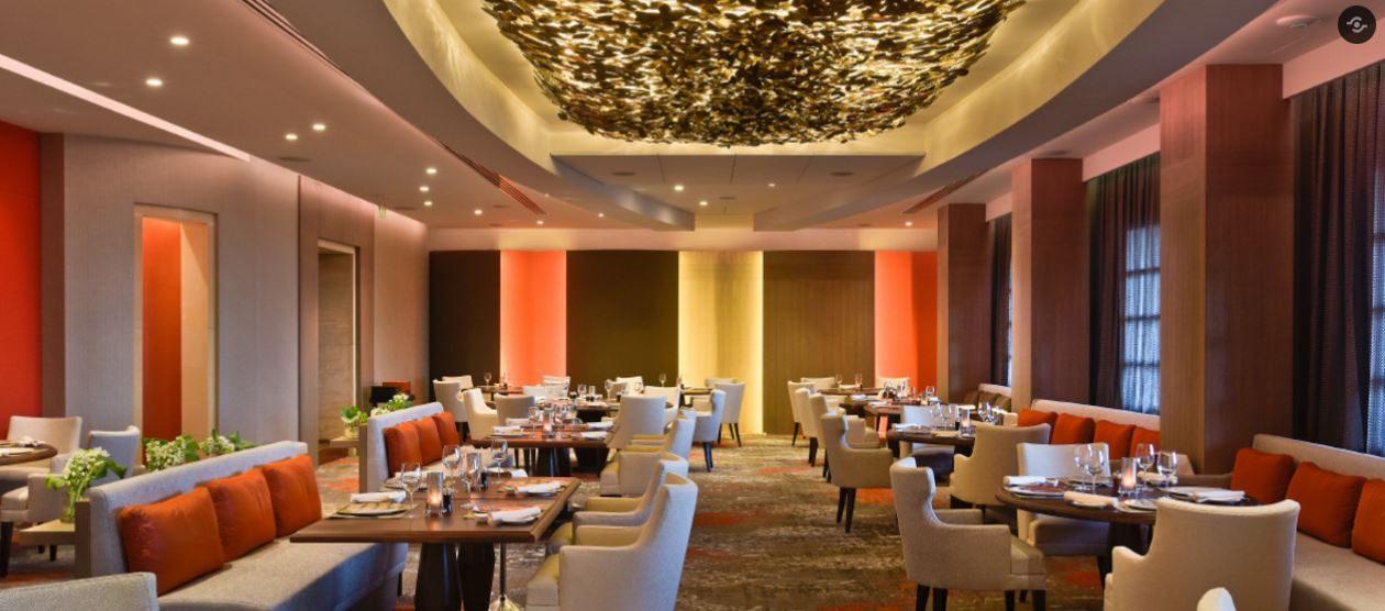ресторан отеля Four Seasons