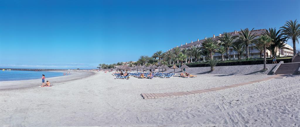 пляж отеля Cleopatra Palace