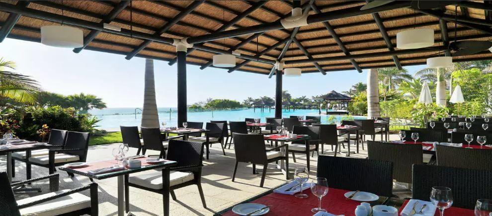 ресторан отеля Gran Melia Palacio De Isora