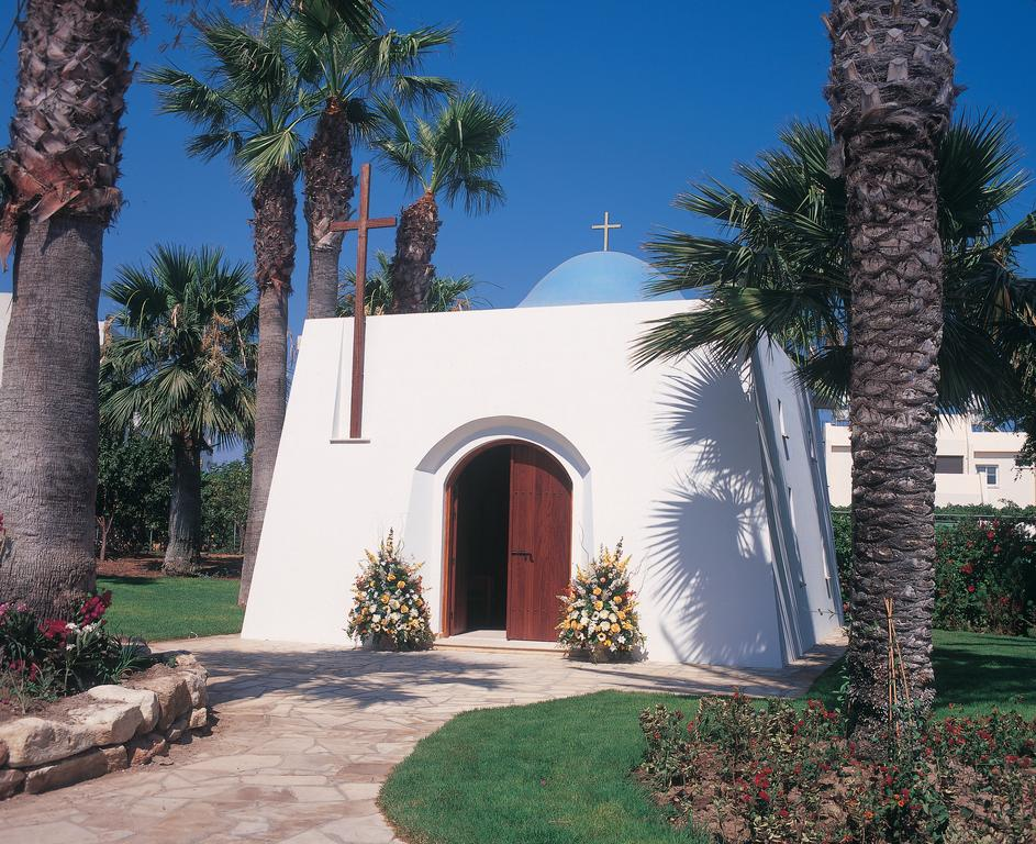 корпус отеля Palm Beach