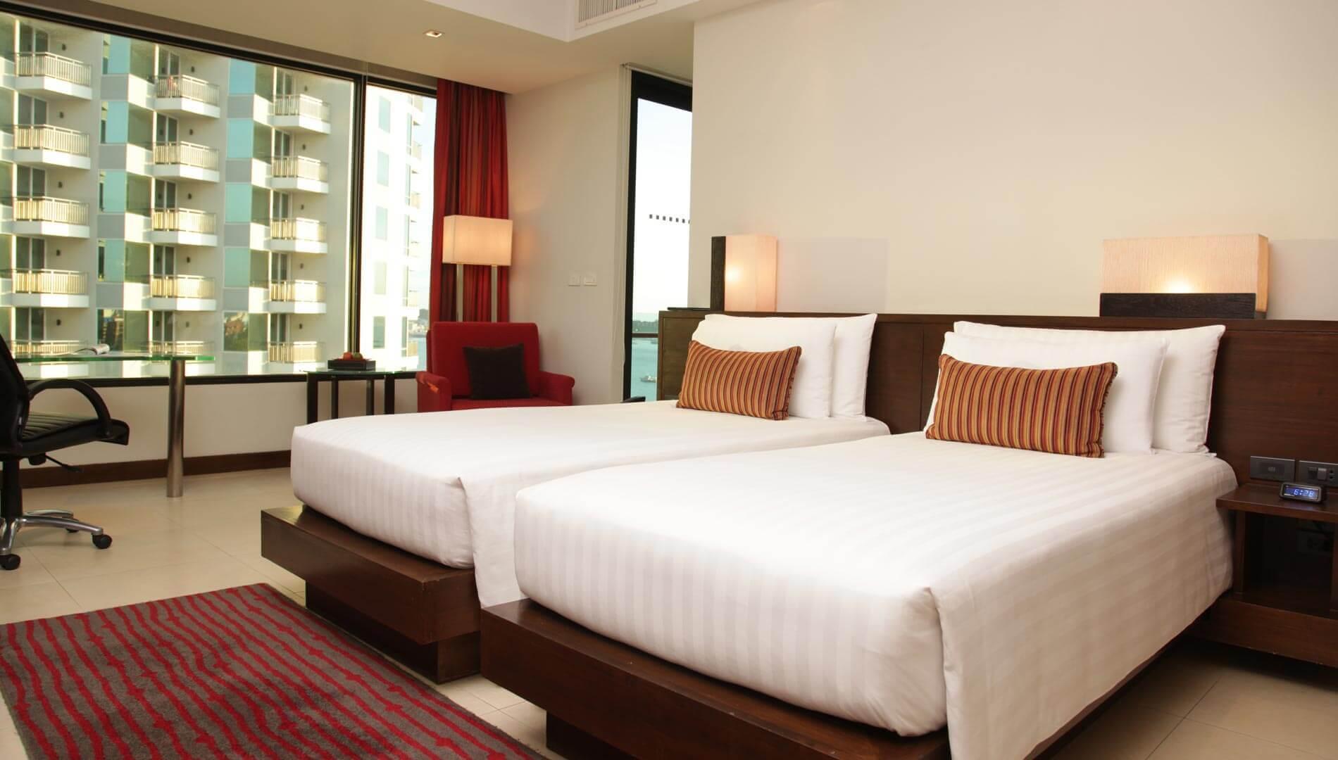 номер отеля Amari Ocean Pattaya