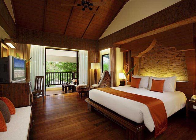 номер отеля Centara Koh Chang Tropicana Resort